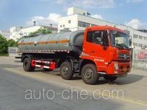 Peixin XH5257GFW corrosive substance transport tank truck