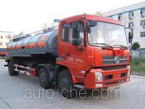 培新牌XH5257GHY型化工液体运输车