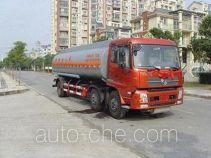 培新牌XH5257GHYA型化工液体运输车