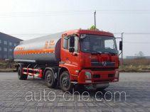 培新牌XH5258GHY型化工液体运输车