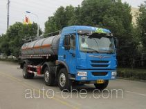 Peixin XH5259GFW corrosive substance transport tank truck