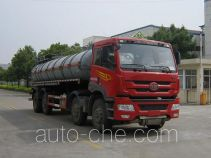 Peixin XH5312GFW corrosive substance transport tank truck