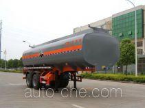 Peixin XH9350GFW corrosive materials transport tank trailer