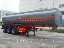 Peixin XH9405GFW corrosive materials transport tank trailer