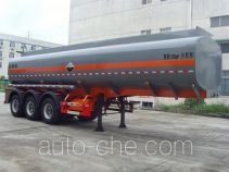 Peixin XH9405GFW corrosive materials transport tank trailer