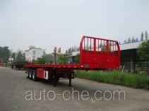 Guoshi Huabang XHB9400P flatbed trailer