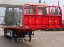 Guoshi Huabang XHB9401BP flatbed trailer