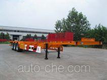 Guoshi Huabang XHB9401TJZG container transport trailer