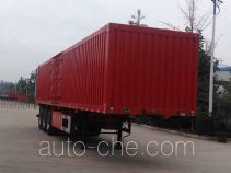 Guoshi Huabang XHB9401XXY box body van trailer