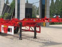Guoshi Huabang XHB9403TJZ container transport trailer