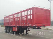 鑫宏达牌XHD9403CCY型仓栅式运输半挂车