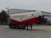 Zhongji Huashuo XHS9400GFL low-density bulk powder transport trailer