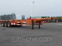 Zhongji Huashuo container transport trailer