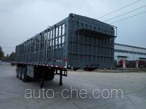 Zhongji Huashuo XHS9402CCY stake trailer