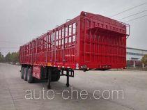 Zhongji Huashuo stake trailer