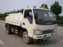 Huaren XHT5065GHY chemical liquid tank truck