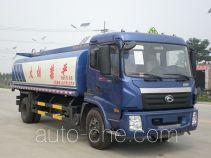 Huaren XHT5163GRY flammable liquid tank truck