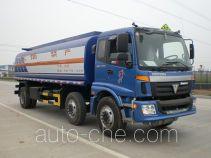 Huaren XHT5253GHY chemical liquid tank truck