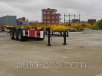 Xinhuaxu XHX9380TJZ container carrier vehicle