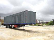 Xinhuaxu XHX9380XXY box body van trailer