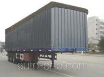 Xinhuaxu XHX9381PXXY soft top box van trailer