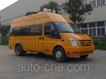 Hailunzhe XHZ5040XGCJX1 engineering works vehicle