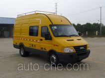 Hailunzhe XHZ5042XGC engineering works vehicle