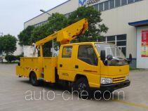 Hailunzhe XHZ5050JGKJ4 aerial work platform truck