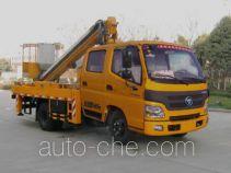 Hailunzhe XHZ5058JGKF aerial work platform truck