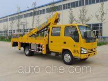 Hailunzhe XHZ5060JGKQ5 aerial work platform truck