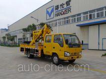Hailunzhe XHZ5062JGKQ5 aerial work platform truck