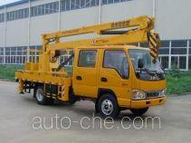 海伦哲牌XHZ5065JGKE型高空作业车