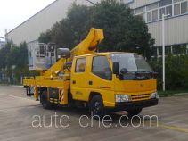 Hailunzhe XHZ5066JGKJ5 aerial work platform truck