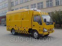 Hailunzhe XHZ5066XGC engineering works vehicle