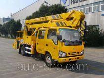 Hailunzhe XHZ5067JGKQ5 aerial work platform truck