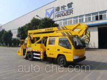 Hailunzhe XHZ5068JGKJ5 aerial work platform truck
