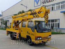 Hailunzhe XHZ5070JGKD aerial work platform truck