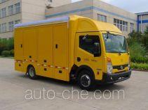 Hailunzhe XHZ5071XGC engineering works vehicle