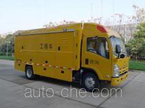 Hailunzhe XHZ5072XGC engineering works vehicle