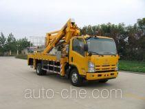 Hailunzhe XHZ5082JGKQ5 aerial work platform truck