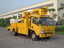 Hailunzhe XHZ5090JQX engineering rescue works vehicle