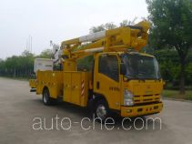 Hailunzhe XHZ5100JGKQ5 aerial work platform truck