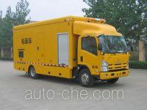 Hailunzhe XHZ5101XDY power supply truck