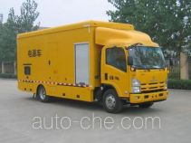 Hailunzhe XHZ5102XDY power supply truck