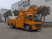 Hailunzhe XHZ5132JGKQ5 aerial work platform truck