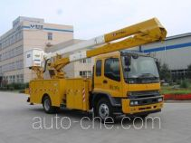 Hailunzhe XHZ5140JGKQ5 aerial work platform truck
