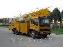 Hailunzhe XHZ5190JQX engineering rescue works vehicle