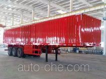 Tianzhi XJC9400XXY box body van trailer