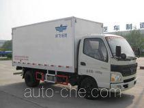 Frestech XKC5040XBWB3 insulated box van truck