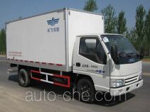Frestech XKC5041XBWA3 insulated box van truck